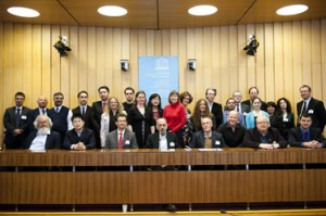 ProGReSS partners Kick-off meeting, UNESCO Hq., 20-22 March, 2013